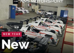 Nicolas SCHATZ ANS Motorsport Meilleurs Vœux 2021 2